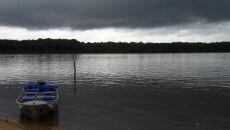 Chmury i błyskawice zatrzymają łódki w portach