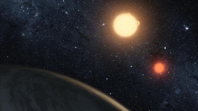 """Polscy astronomowie odkryli """"zimną Ziemię"""""""