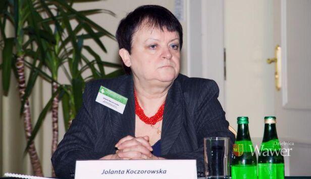 Jolanta Koczorowska UM