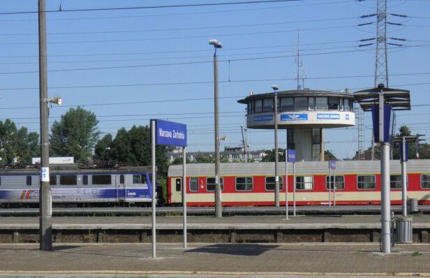 Szukają pomysłu na ruch pasażerów na stacji Warszawa Zachodnia PKP