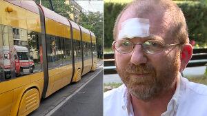Kara dla motorniczego tramwaju, w którym pobito profesora