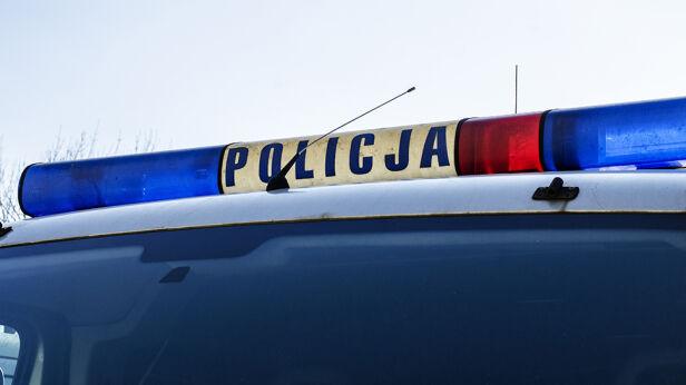 Akcja policji na Mokotowie Shutterstock