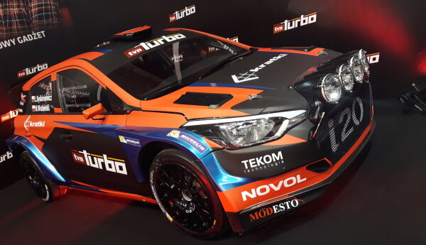 Nowa broń TVN Turbo Rally Teamu!