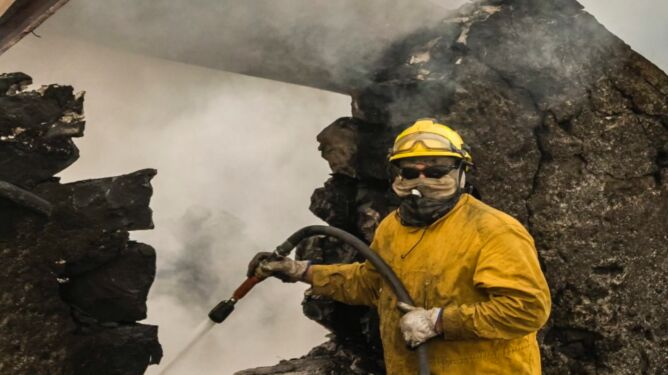 Śmiertelne ofiary pożarów na Maderze