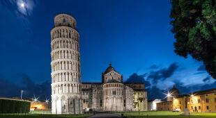 Krzywa Wieża przetrwała trzęsienia ziemi