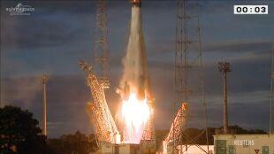 Bliźniak Sentinel poleciał w Kosmos. Zbada globalne ocieplenie