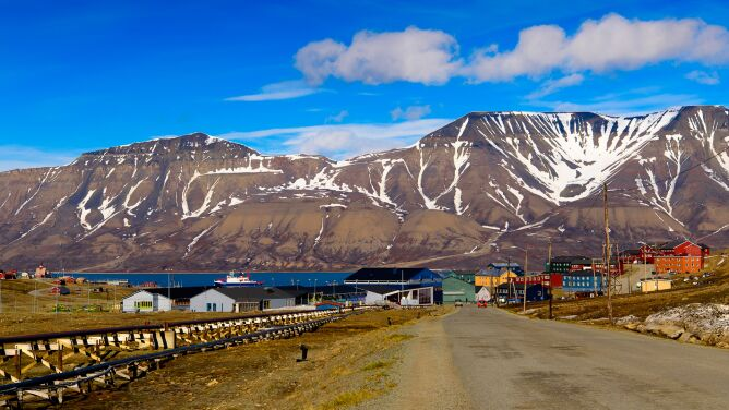 Na Spitsbergenie padł absolutny rekord ciepła