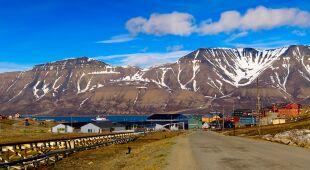Temperatura na Spitsbergenie