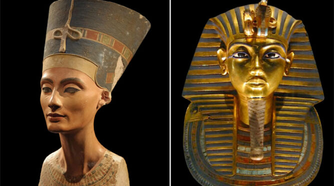 O krok od jednego z największych odkryć stulecia. Nefertiti i Tutanchamon mogą dzielić grobowiec