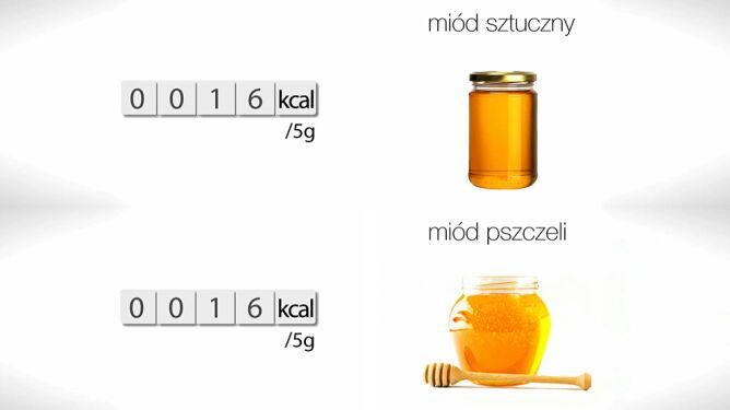 Cenny i słodki. Ile kalorii ma miód?