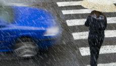 Prognoza pogody na dziś: sporo deszczu, miejscami ze śniegiem. W całym kraju zimno
